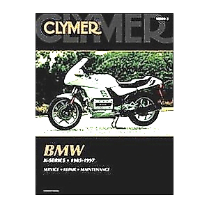 The Complete Bmw Motorcycle Buying Guide Every Model: Clymer Manual For 1985-1997 K75/K100/K1100