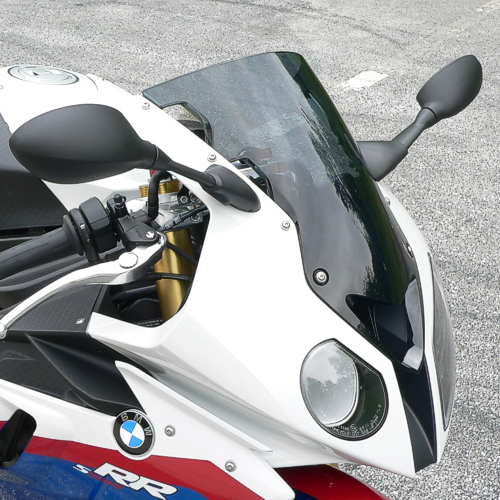 bmw tinted windshield for s1000rr | bob's bmw