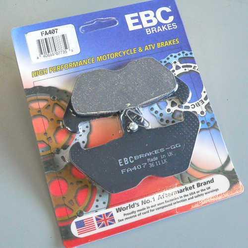 NEW EBC FA90 BRAKE PADS