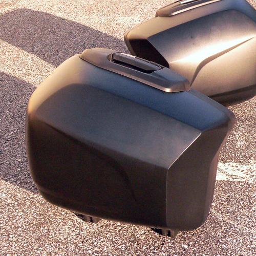 Touring Case Left Side - F800GT