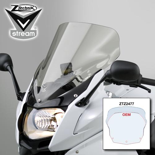 ZTechnik VStream® Sport Touring Screen