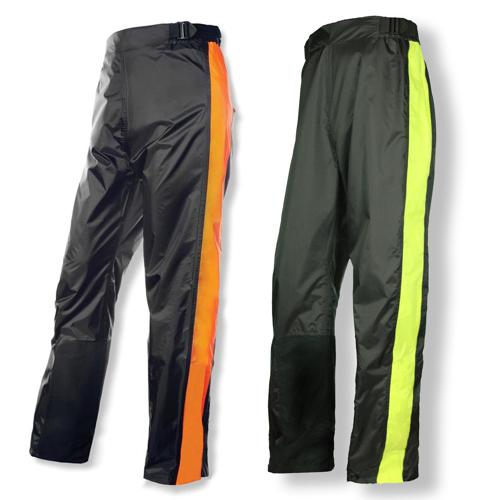 Olympia Horizon Rain Pants XS//S Neon Orange MP215O-XS//S