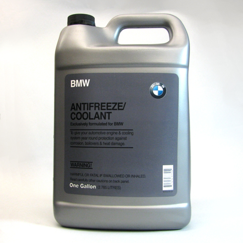 What Type Of Coolant For Bmw: BMW Coolant/Antifreeze, 1 Gal.