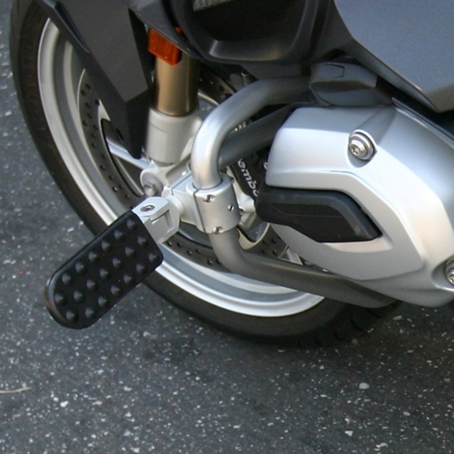 Bmw R1200rt For Sale >> Ilium Works Highway Pegs, Rotor Mount Style, R1200RTW 2014