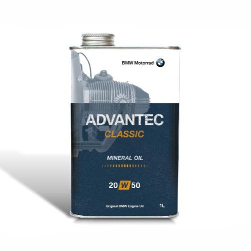BMW Advantec Classic 20W-50 Engine Oil