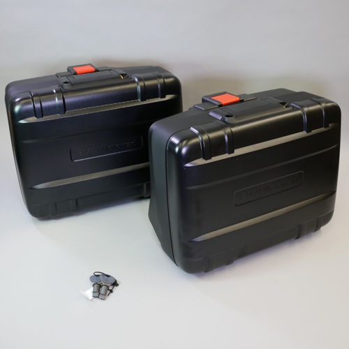 Bmw Vario Side Case Set For F800gs F700gs F650gs Twin