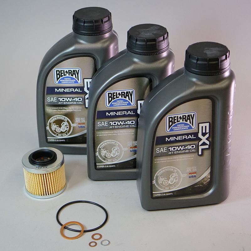10% OFF! Complete Oil Change Kit For G650GS, F650GS/Dakar