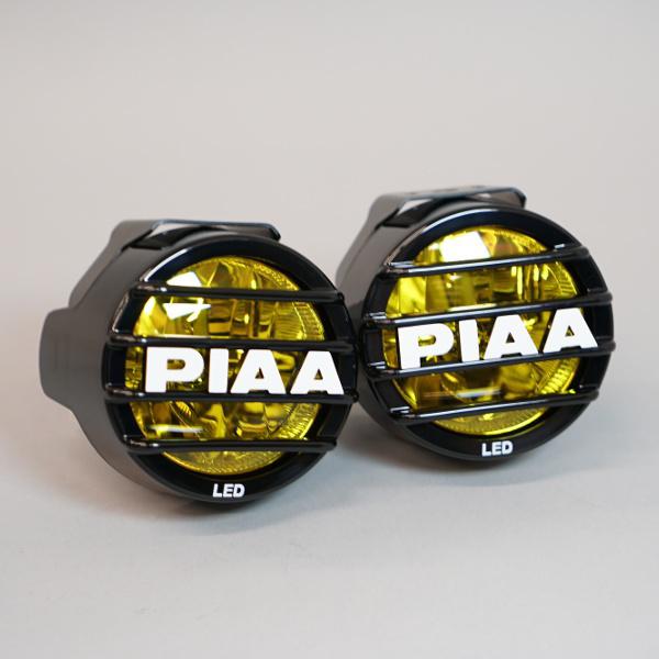 PIAA 22-73532 LP530 Yellow 3.5 LED Ion Driving Light Kit
