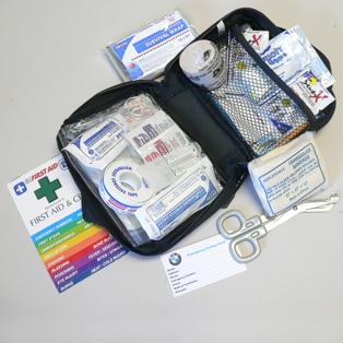 BMW Motorrad Touring First Aid Kit