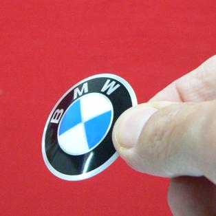 BMW Emblem for Helmets - 45mm