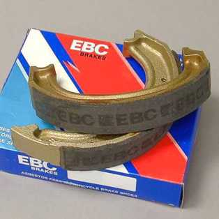EBC Brake Shoe Set, REAR 1970-