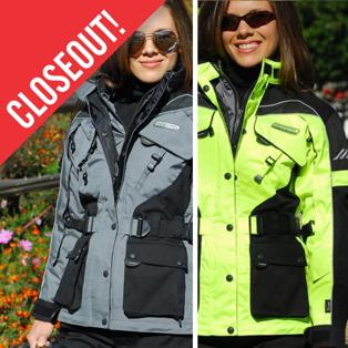 Olympia Ladies AST 2 Touring Jacket