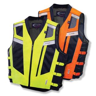 Olympia Blaze hi-Viz Safety Vest