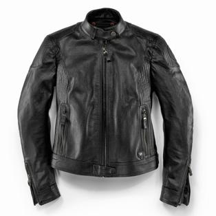 BMW BlackLeather Jacket | Women