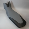 Two-Tone Standard Seat for BMW F700GS & F800GS