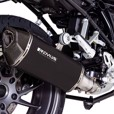 REMUS Black Hawk with Carbon End Cap Exhaust R1250RS
