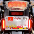 Skene P3 Rear LED Lights