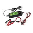 BikeMaster Lithium-Ion Motorcycle Battery Charger/Maintainer