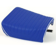 Solo Seat for R80G/S & R100GS, Blue with Piping