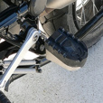 Bob's Double-WIDE Foot Peg KIT for R1200GS