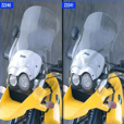Ztechnik Windshield - R1150GS, Short, Light Tint