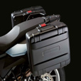 BMW Vario Side Case, F650/700/800GS - Left Side