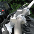 Bar Backs by Verholen - F650GS (twin)