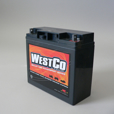 WestCo Battery 12V-22AH (3 deep) Sealed AGM