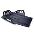AltRider Skid Plate in Black - R1200GS (2005-'12)