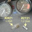 Instrument Bulb 12V 3W