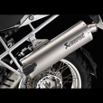 Akrapovic Sport Muffler - R1200GS & Adv (through 2009)