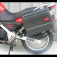 BMW Vario Side Cases - G650GS & F650GS (->07) Left Side