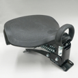 Denfeld Rear Solo Seat, Fender Mount