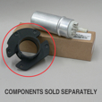 Fuel Pump Vibration Damper Value! 01/93 ->