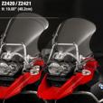ZTechnik VStream Touring Screen - R1200GS Adventure, Sport Clear
