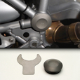 ZTechnik 'ZPlug' for Large Left-Rear Frame Junction, R1200GS & Adv -> 2013
