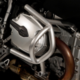 ZTechnik Stainless Steel Engine Guards, R1200R/RT & R1200GS -> 2009