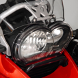 Ztechnik Polycarbonate Headlight Guard, R1200GS & Adv -> 2013