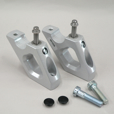 Bar Backs by Verholen - R1200GS, 2011-'12