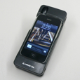 Interphone iPhone3 Case with Handlebar Mount
