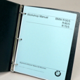 BMW Repair Manual - R50/5, R60/5, R75/5, Repro