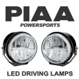 PIAA 530 LED Driving Lamp Kit