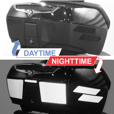 MotoEquip Reflective Kit for K1600GT/GTL & R1200RT(W) Top Case