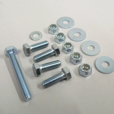 Fastener Set for Bag Mounts R46-6