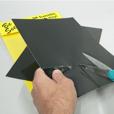 MotoEquip Reflective Tape Generic - BLACK