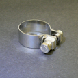 Keihan Stainless Steel Muffler Clamp 38mm
