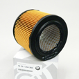 BMW Air Filter, Air-Heads 1970 to '78 (round)