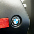 BMW Emblem for Saddlebags - 41mm