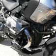 AltRider Crash Bars, Black - R1200GS ->2012 & Adventure ->2013