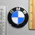 BMW Emblem, Flat - 70mm